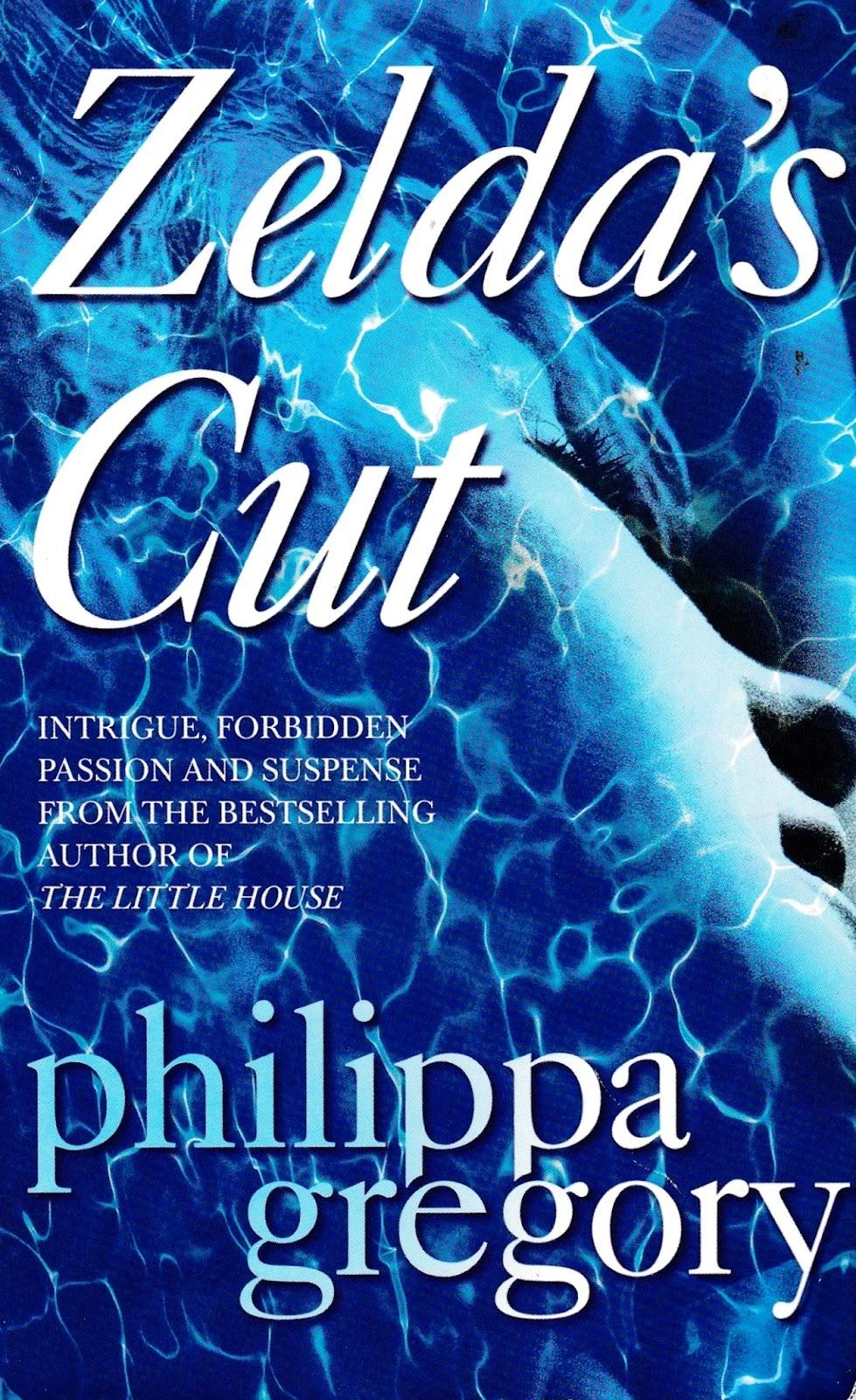 Zelda's Cut US Cover