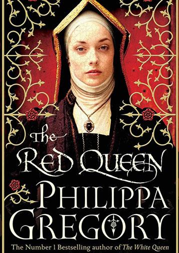 The Red Queen UK Cover