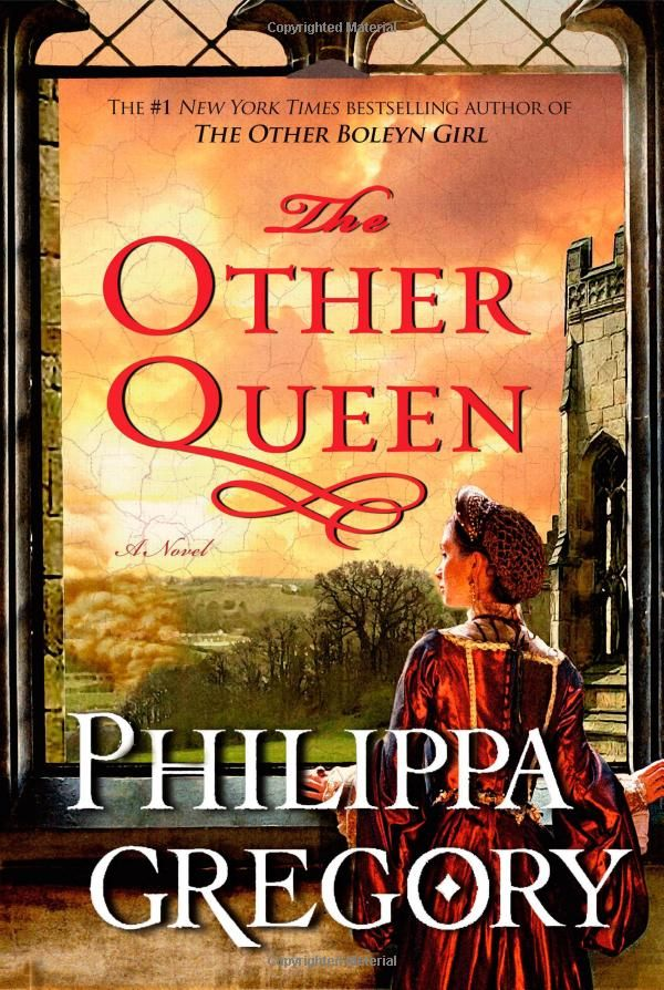 The Other Queen US Cover