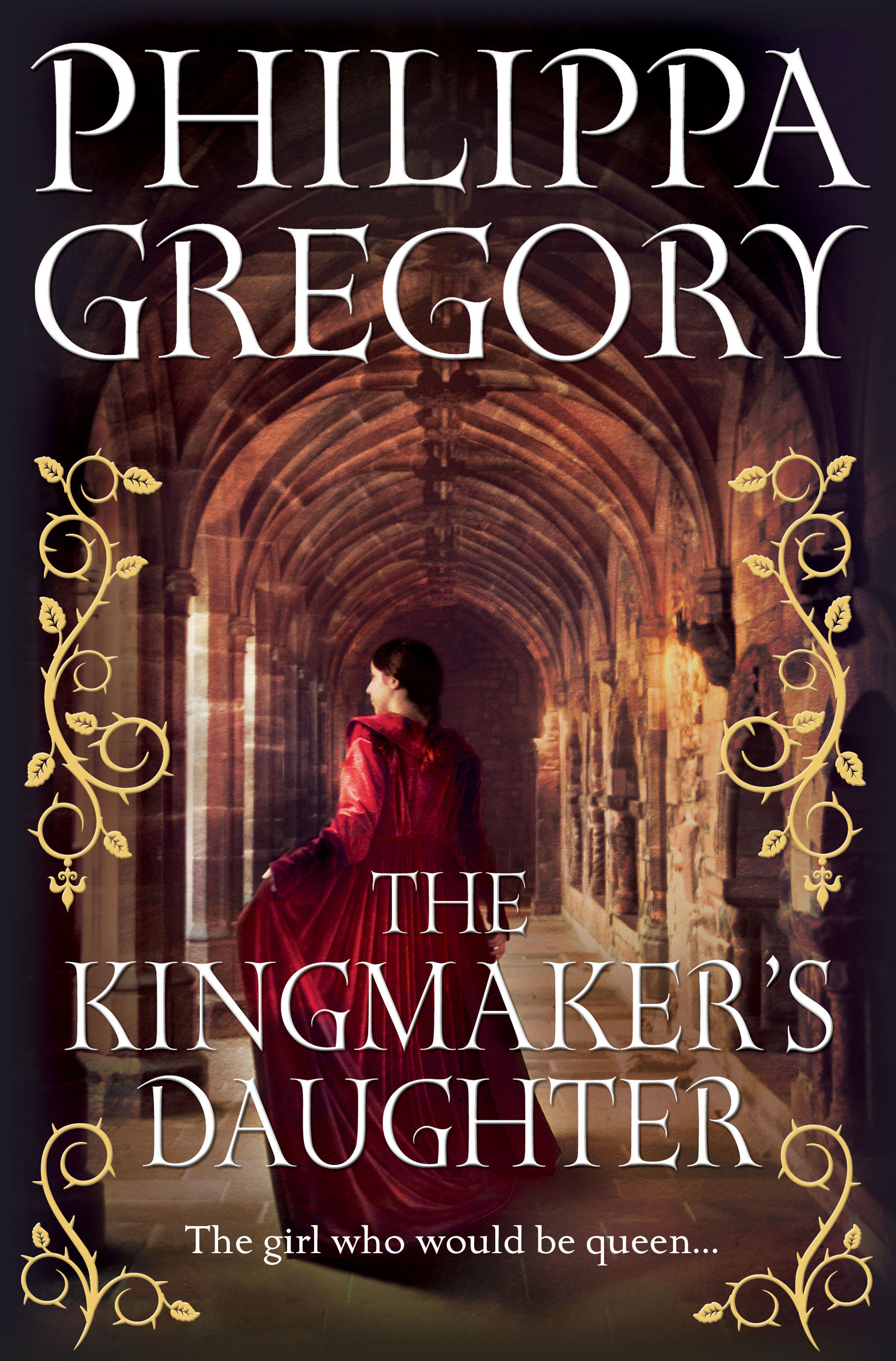 The Kingmaker's Daughter US Cover