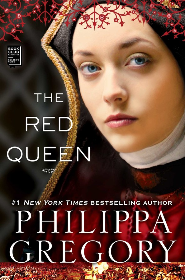 The Red Queen US Cover