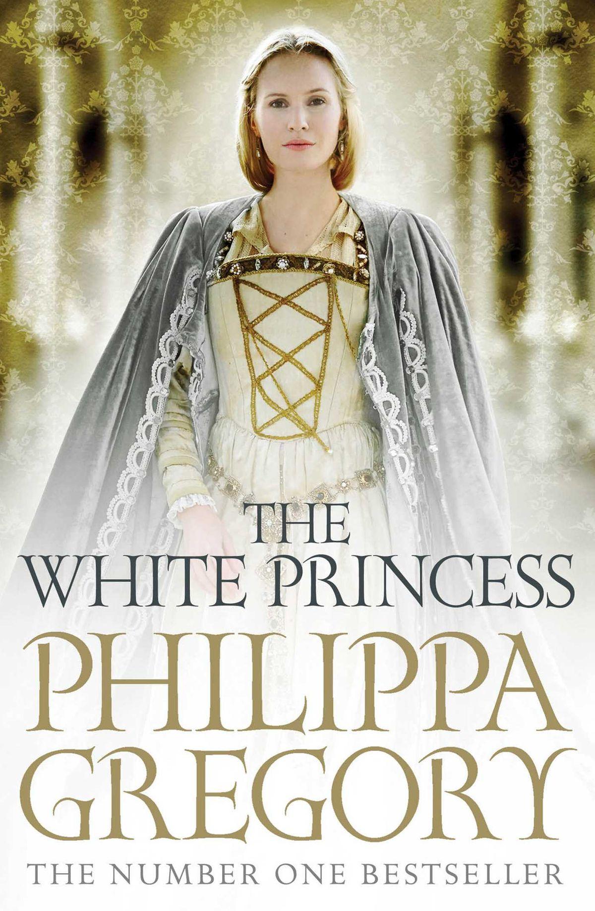 The White Princess UK Cover