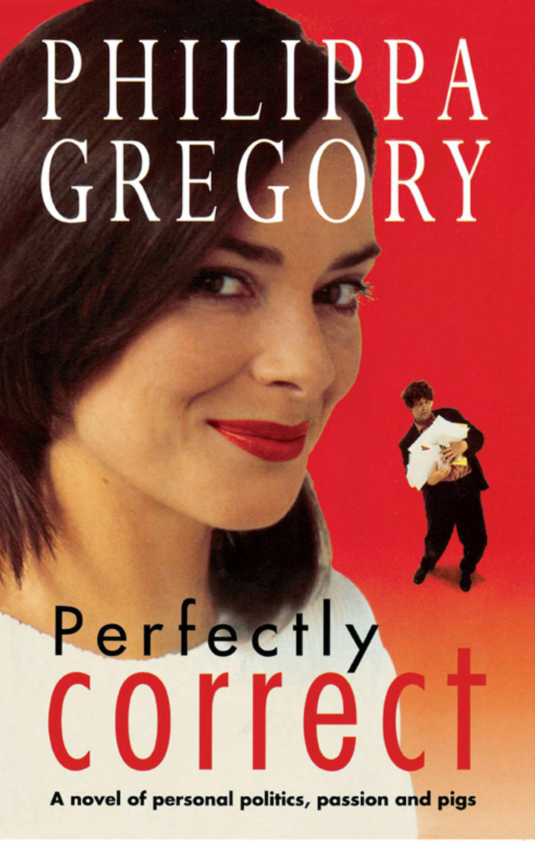 Perfectly Correct US Cover