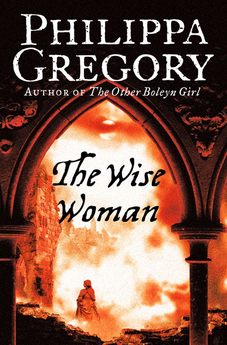 The Wise Woman UK Cover