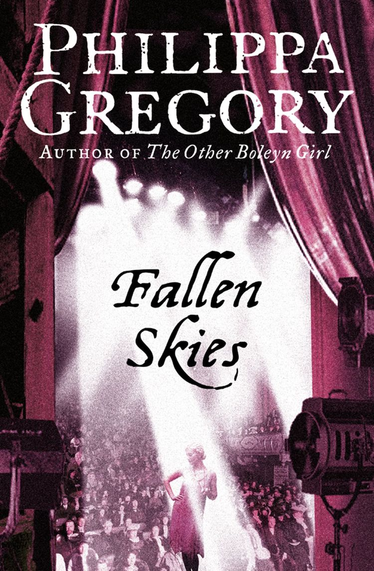 Fallen Skies UK Cover