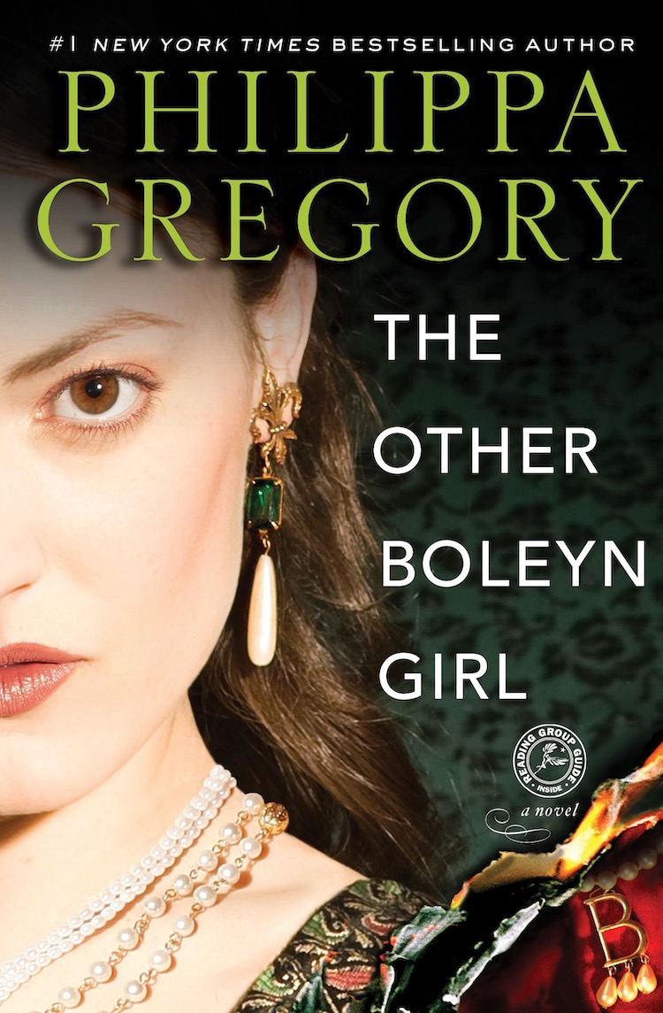 The Other Boleyn Girl US Cover