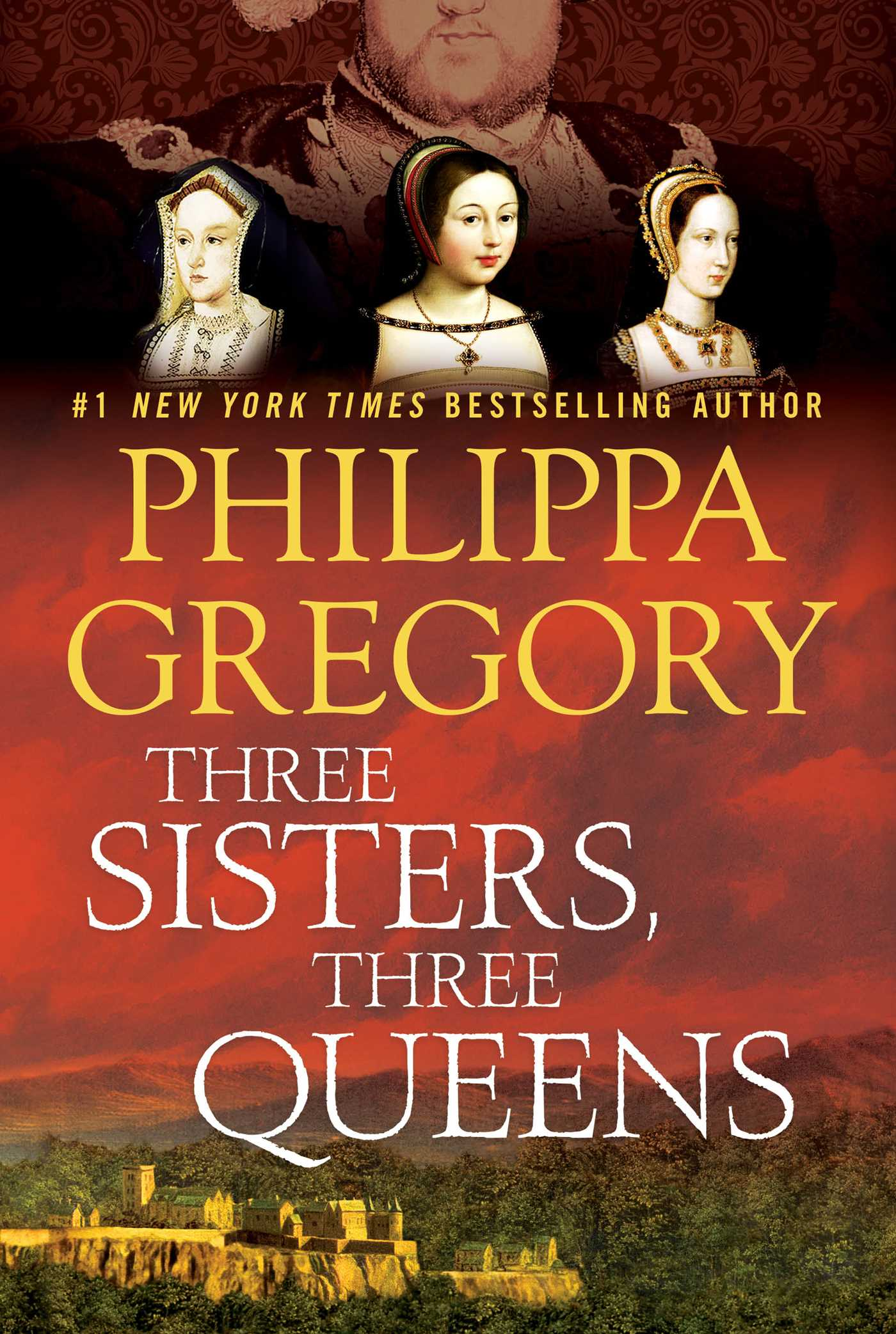 Image result for Three Sisters, Three Queens by Philippa Gregory