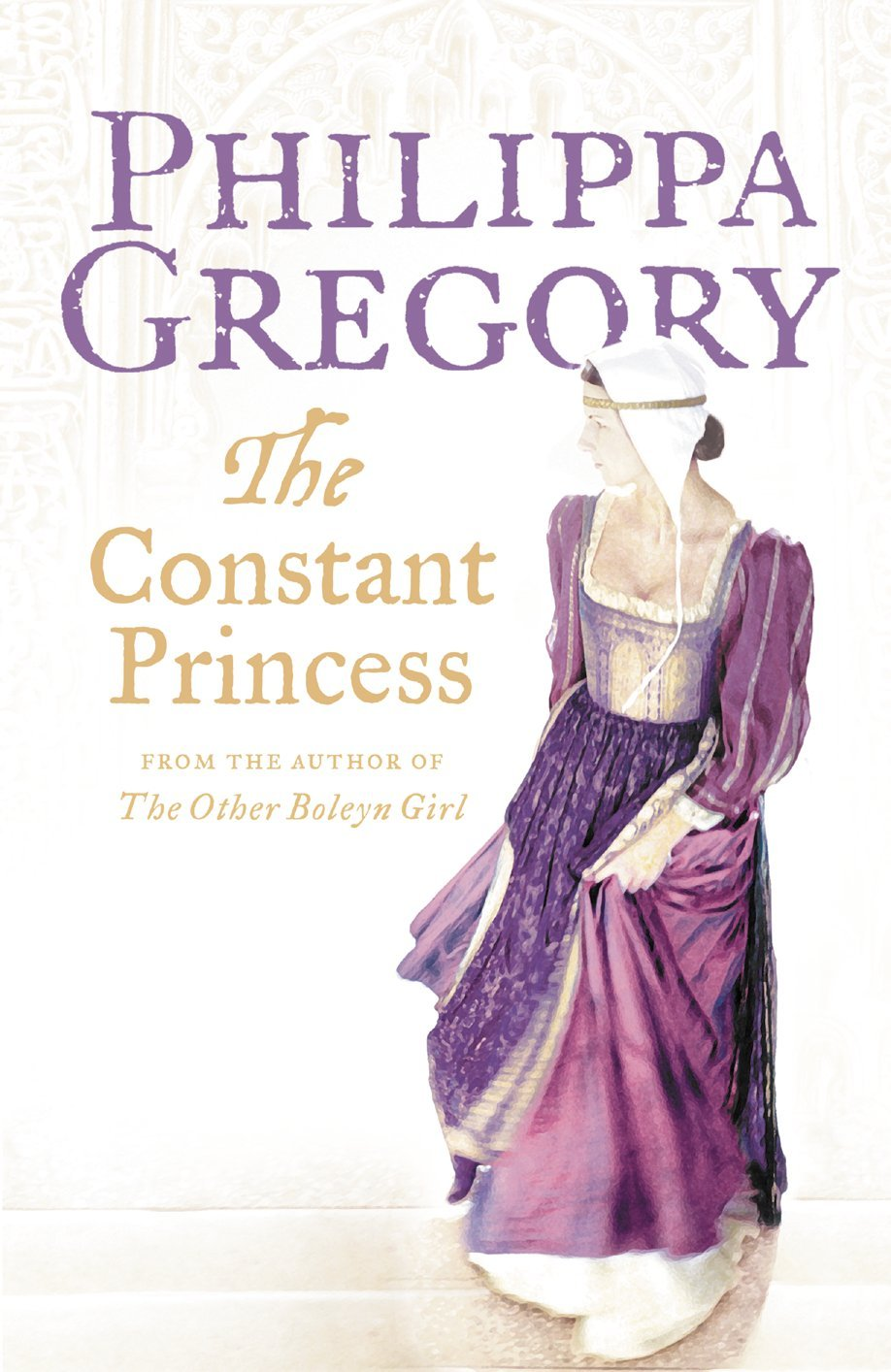 The Constant Princess UK Cover
