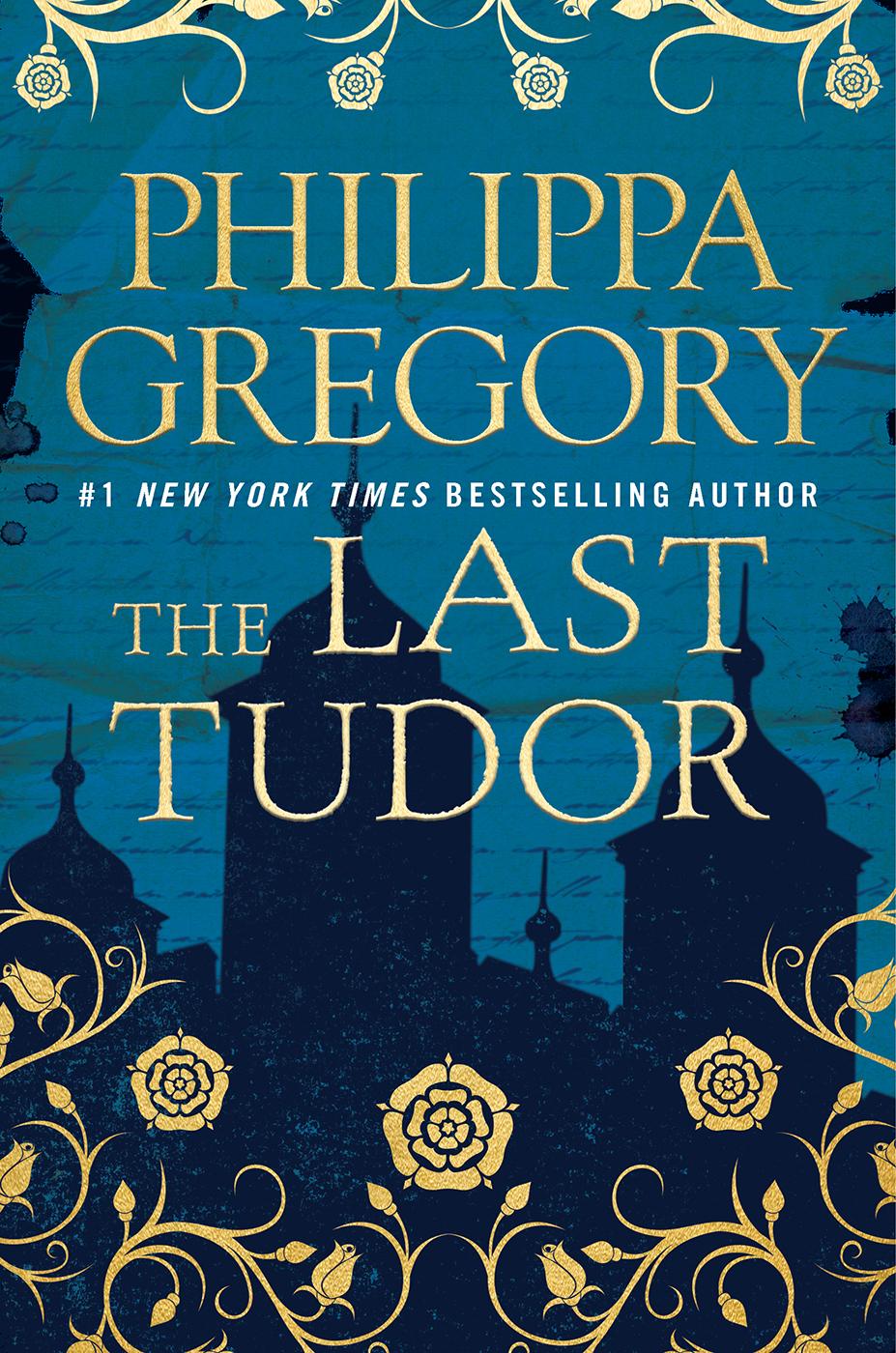 The Last Tudor US Cover